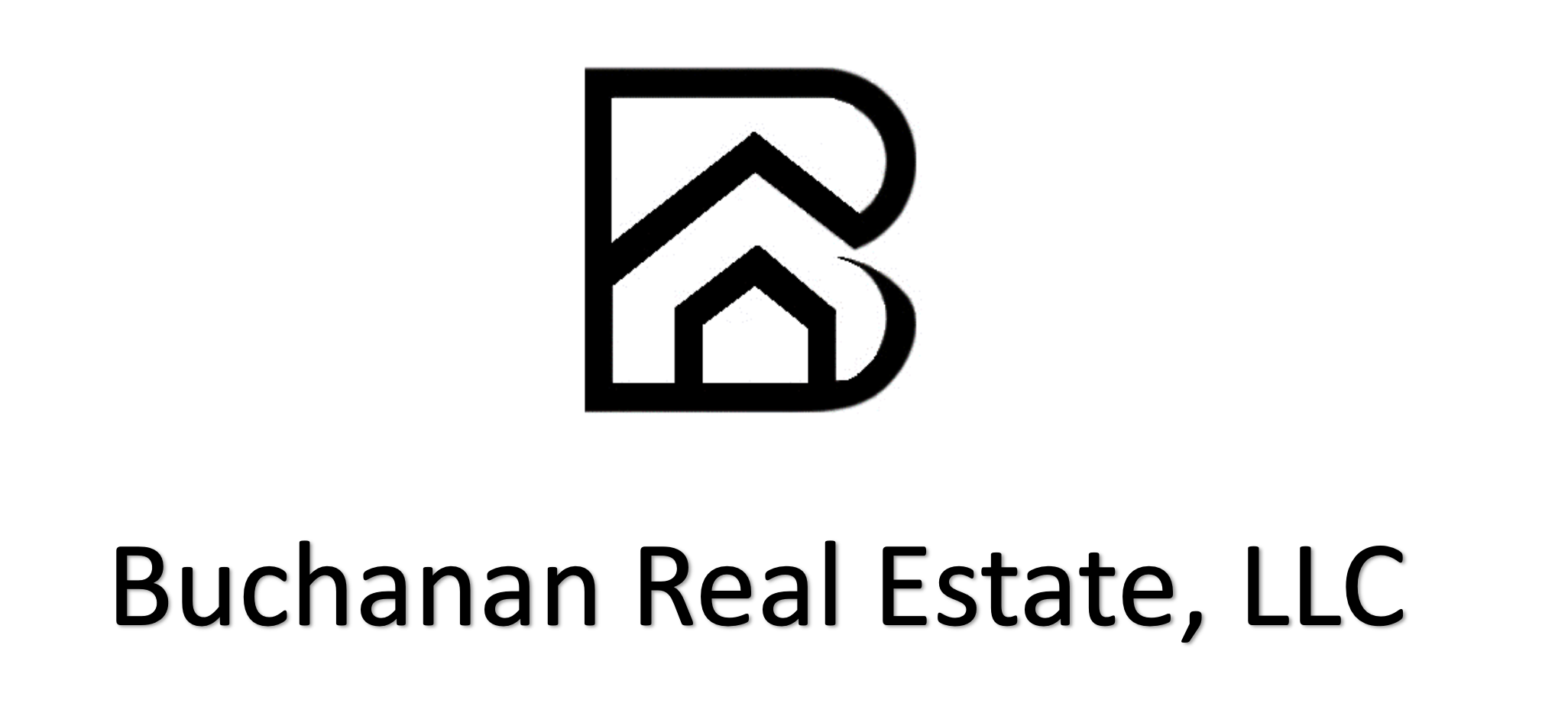Buchanan Real Estate Logo