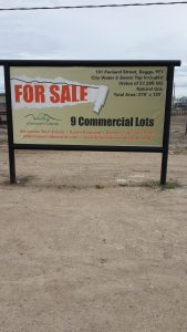 Valley Community Center Commercial Lots